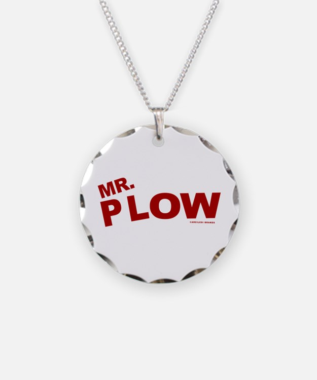 Mr Plow Necklace