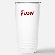 Mr Plow Stainless Steel Travel Mug