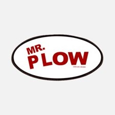 Mr Plow Patches