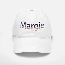 Margie Stars and Stripes Baseball Baseball Cap