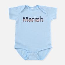 Mariah Stars and Stripes Infant Bodysuit