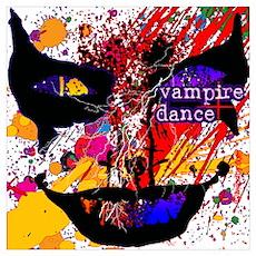 Vampire Dance Poster