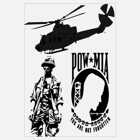 POW-MIA Black