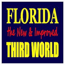 Florida New 3rd World Poster
