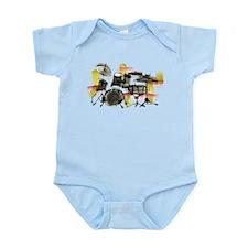 drum Infant Bodysuit