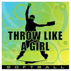 2011 Softball 93 Poster