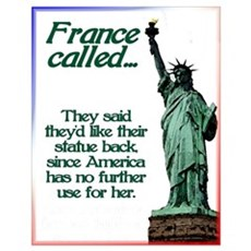 France Called Poster