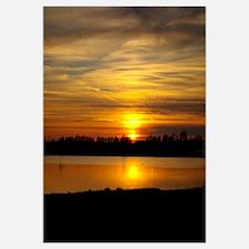 Delta Amber Sunset