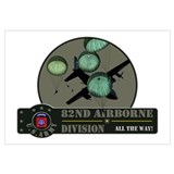 82nd airborne Posters