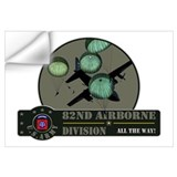 82nd airborne Wall Decals