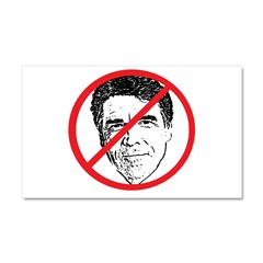 No Rick Perry! Car Magnet 20 x 12