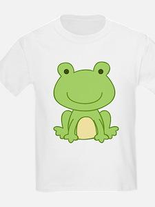 Green Laguna Frog T-Shirt