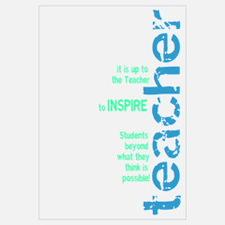 Teacher's Inspire (Blue/Green