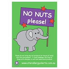 NO NUTS Please!