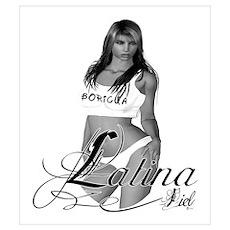 BORICUA.GIRL Poster