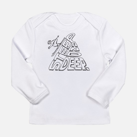 Steep and Deep Long Sleeve Infant T-Shirt