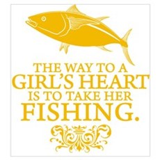 The Way To A Girl's Heart Poster