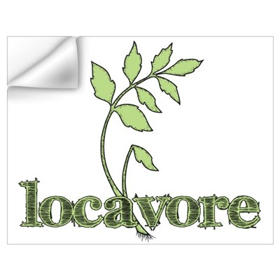 Locavore Wall Decal