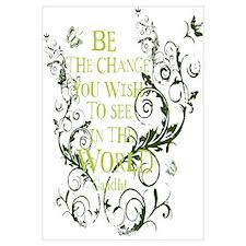 Gandhi Vine - Be the change - Green Pr