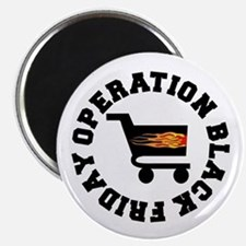 Operation Black Friday Magnet