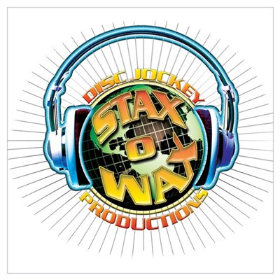 Stax O Wax DJ Productions Poster