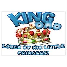 King Dad Princess