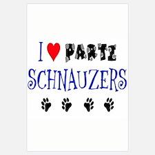 I Love Parti Schnauzers 1.0