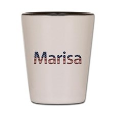 Marisa Stars and Stripes Shot Glass