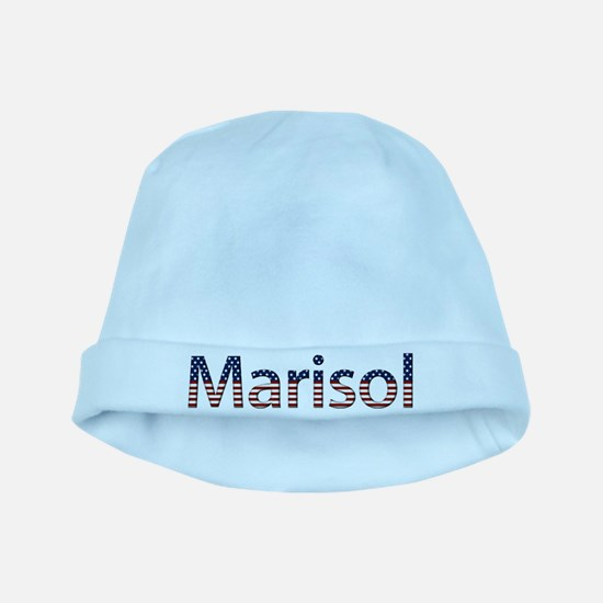 Marisol Stars and Stripes baby hat