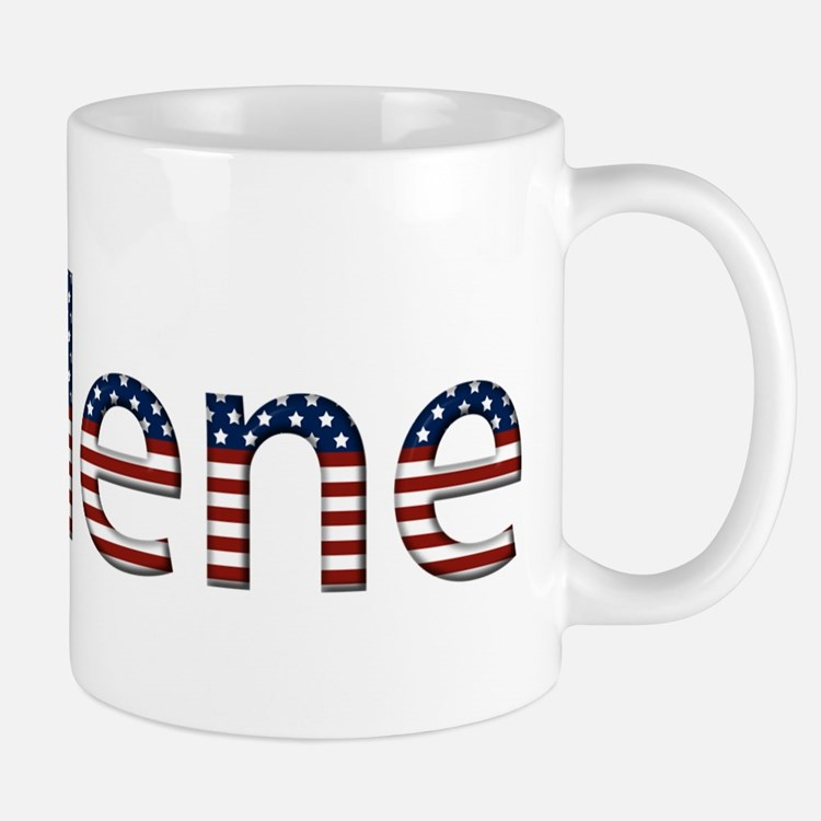 Marlene Stars and Stripes Mug