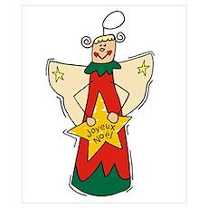 Joyeux Noel Angel Poster