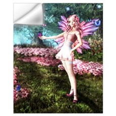 Spring Fairy Wall Decal