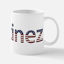 Martinez Stars and Stripes Mug