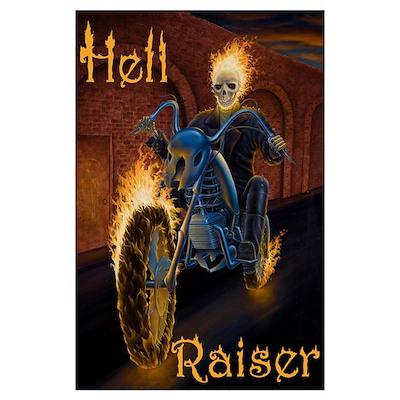 Hell Raiser Poster