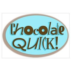 Chocolate Quick Poster