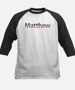 Matthew Stars and Stripes Tee