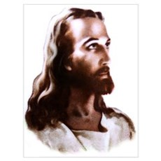 Jesus Canvas Art