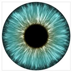 Weird Eye Canvas Art