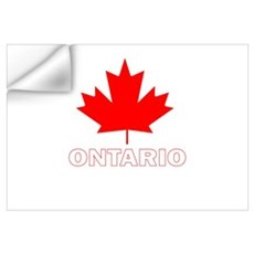 Ontario Wall Decal