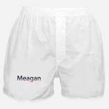 Meagan Stars and Stripes Boxer Shorts