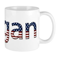 Megan Stars and Stripes Mug