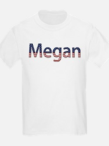 Megan Stars and Stripes T-Shirt