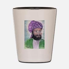 Mohammad Shot Glass
