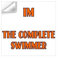 IM the complete swimmer Wall Decal