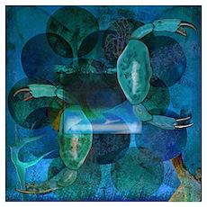 """Ocean bubbles / Bulles océan Poster"