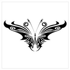 BUTTERFLY 47 Poster