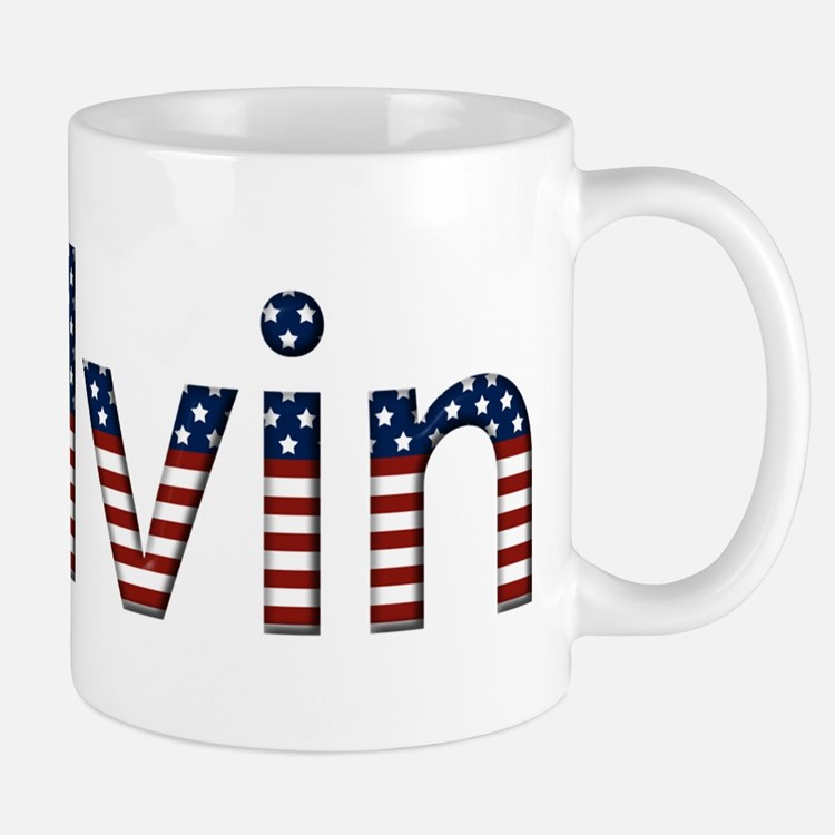 Melvin Stars and Stripes Mug