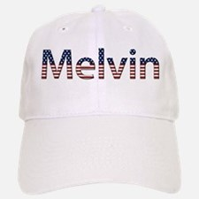 Melvin Stars and Stripes Baseball Baseball Cap