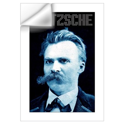 Nietzsche Wall Decal