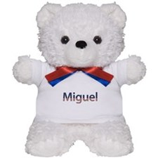 Miguel Stars and Stripes Teddy Bear